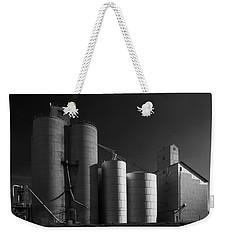 Spangle Grain Elevator Weekender Tote Bag