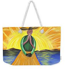 Spiritual Awakening Weekender Tote Bag