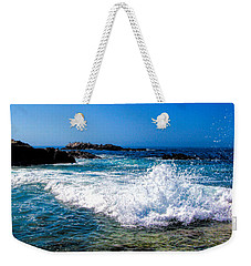 Surf's Up Weekender Tote Bag by Tammy Espino