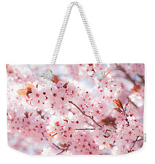 Weekender Tote Bag featuring the photograph Spring by Roselynne Broussard