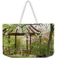 Spring Seating Weekender Tote Bag