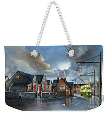 St. James School Weekender Tote Bag