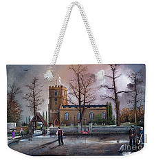 St Marys Church - Kingswinford Weekender Tote Bag