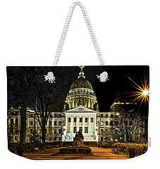 State Capitol Weekender Tote Bag