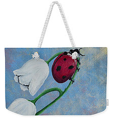 Still Holding On Weekender Tote Bag