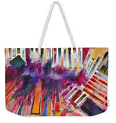 Storm Brewer Weekender Tote Bag