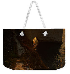 Sunrise At Old Harry Rocks Weekender Tote Bag