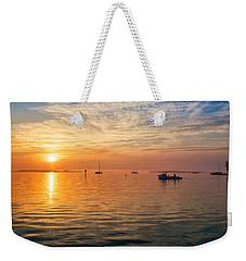 Sunrise On The Chesapeake Bay Weekender Tote Bag