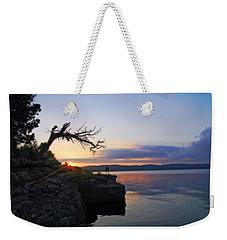 Sunrise Over Table Rock Lake Weekender Tote Bag