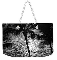Sunset Silhouette Weekender Tote Bag