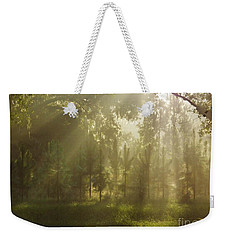 Sunshine Morning Weekender Tote Bag by D Hackett