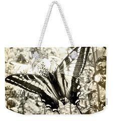 Swallow Tail Weekender Tote Bag