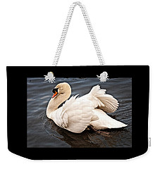 Swan One Weekender Tote Bag