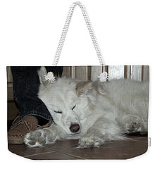 Sweet Dreams Weekender Tote Bag by Fiona Kennard