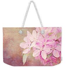 Sweet Memories Weekender Tote Bag by Beve Brown-Clark Photography