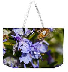 Sweet Rosemary Weekender Tote Bag