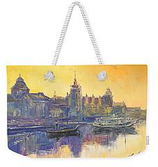 Szczecin - Poland Weekender Tote Bag