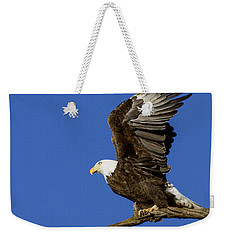 Take Off Weekender Tote Bag