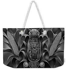 Tapestry Of Gods - Chicomecoatl Weekender Tote Bag