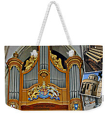 Temple Church London Weekender Tote Bag