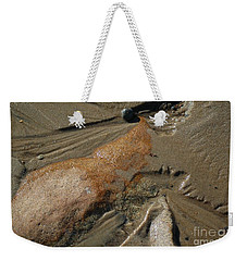 Weekender Tote Bag featuring the photograph Temporary Illusion by Christiane Hellner-OBrien