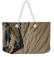 Weekender Tote Bag featuring the photograph Temporary Illusions by Christiane Hellner-OBrien