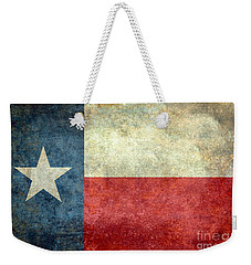 Texas The Lone Star State Weekender Tote Bag