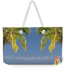 The Beach Weekender Tote Bag