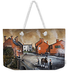 The Blackcountry Village Weekender Tote Bag
