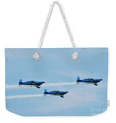The Blades Aerobatic Team Weekender Tote Bag