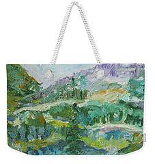 The Great Land Weekender Tote Bag