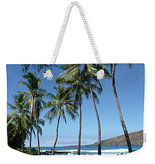 The Island Weekender Tote Bag