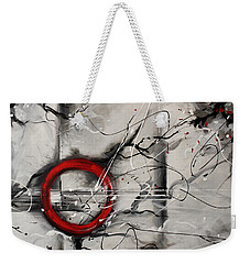 The Power From Within Weekender Tote Bag by Patricia Lintner