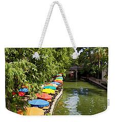 The River Walk Weekender Tote Bag
