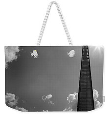 The Shard London Weekender Tote Bag by Martin Newman