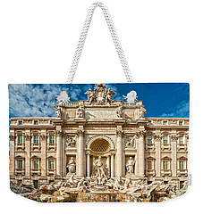 The Trevi Fountain - Rome Weekender Tote Bag