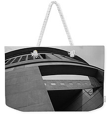 Weekender Tote Bag featuring the photograph The United States Holocaust Memorial Museum by Cora Wandel