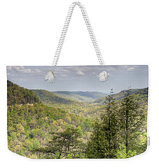 The Valley II Weekender Tote Bag by David Troxel