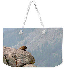 The View Weekender Tote Bag
