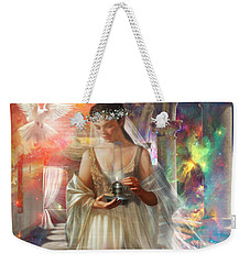 The Waiting Bride Weekender Tote Bag