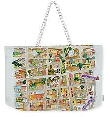 The Way West Village Weekender Tote Bag