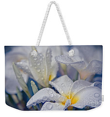 Weekender Tote Bag featuring the photograph The Wind Of Love by Sharon Mau
