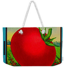 Tomato Seed Package. Antique. 100 Years Old Weekender Tote Bag