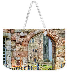Through The Arch Weekender Tote Bag