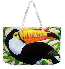 Toucan Weekender Tote Bag