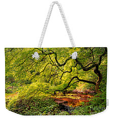 Tranquil Shade Weekender Tote Bag