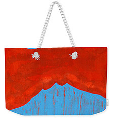 Tres Orejas Original Painting Weekender Tote Bag