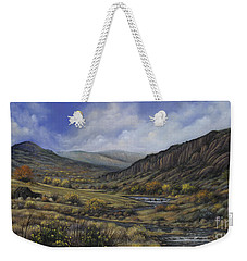 Tres Piedras Weekender Tote Bag