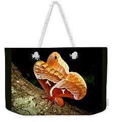 Tuliptree Silkmoth Weekender Tote Bag