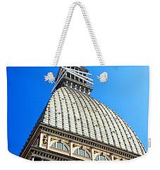 Turin Mole Antonelliana Weekender Tote Bag